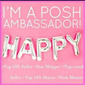 Posh Ambassador trusted seller